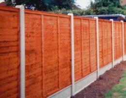 Fencing Panels - Waney Edge, Closeboard, Trellis  Ely
